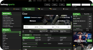 Betway Cricket Betting Review